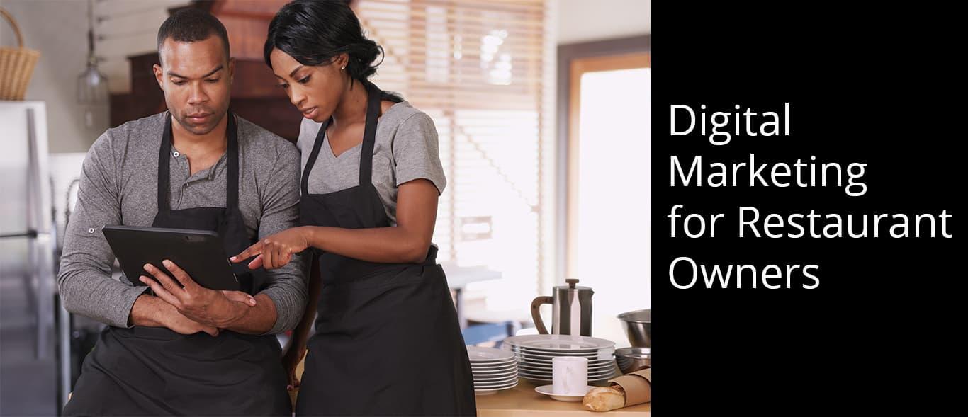 Digital Marketing for Restaurant Owners