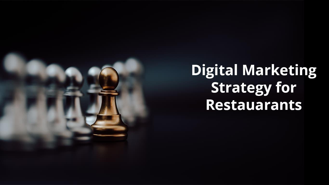 Marketing Strategy for Restaurants