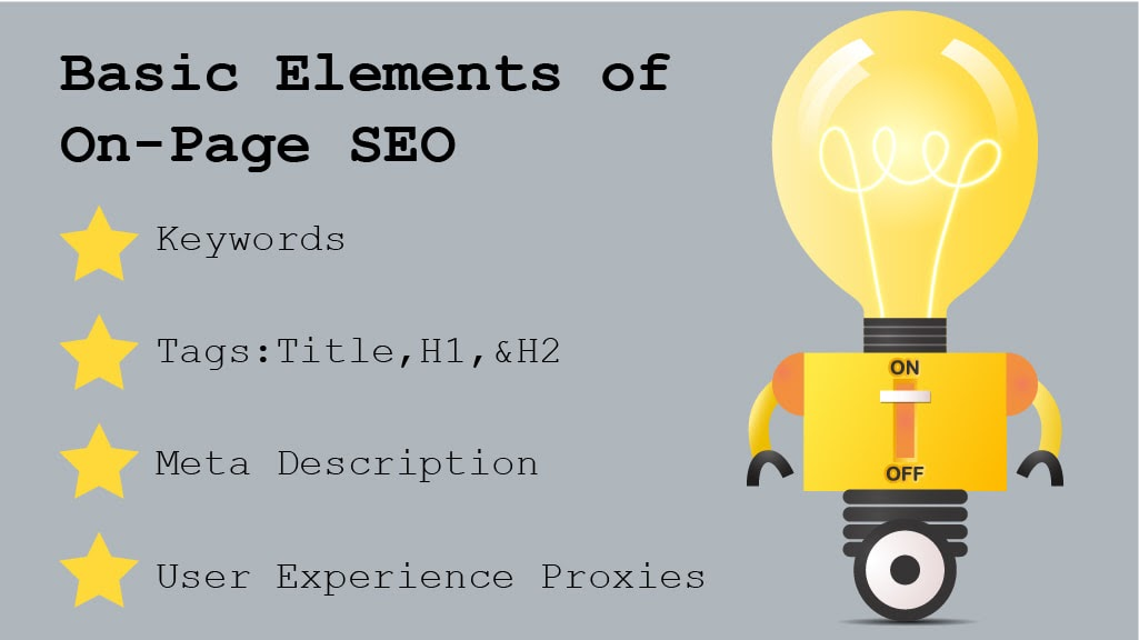 Small Business SEO Services On Page SEO