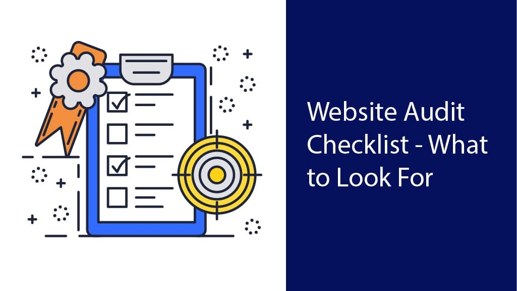 website audit checklist what to look for