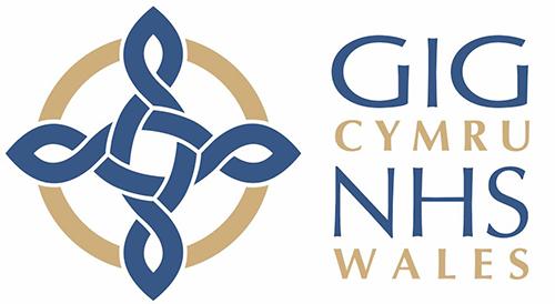 GIG Cymru NHS Wales logo