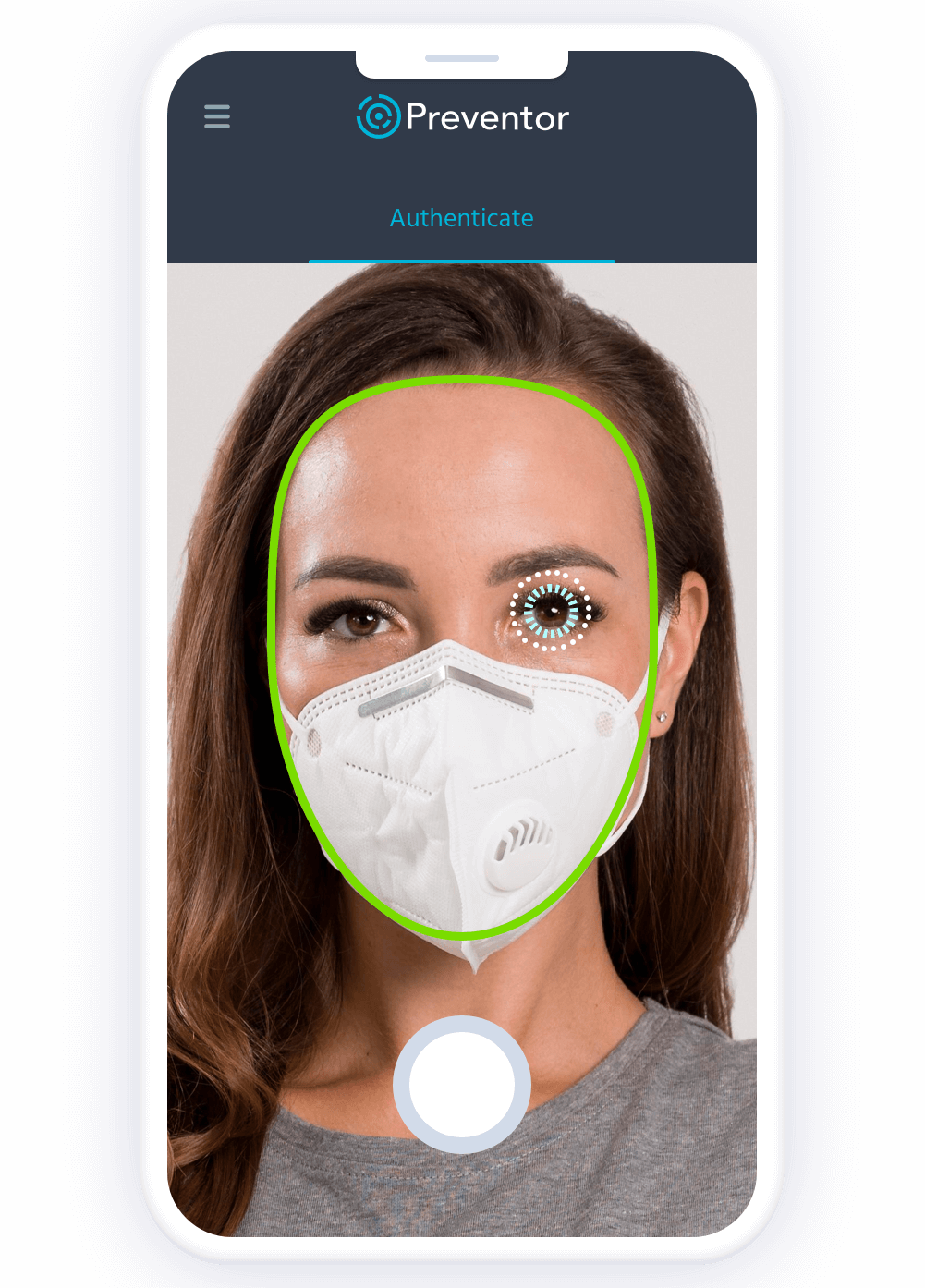 Face recognition and Periocular authentication.