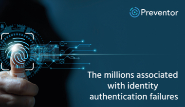 The millions associated with identity authentication failures