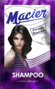 Shampoo Macier Fórmula Renovada