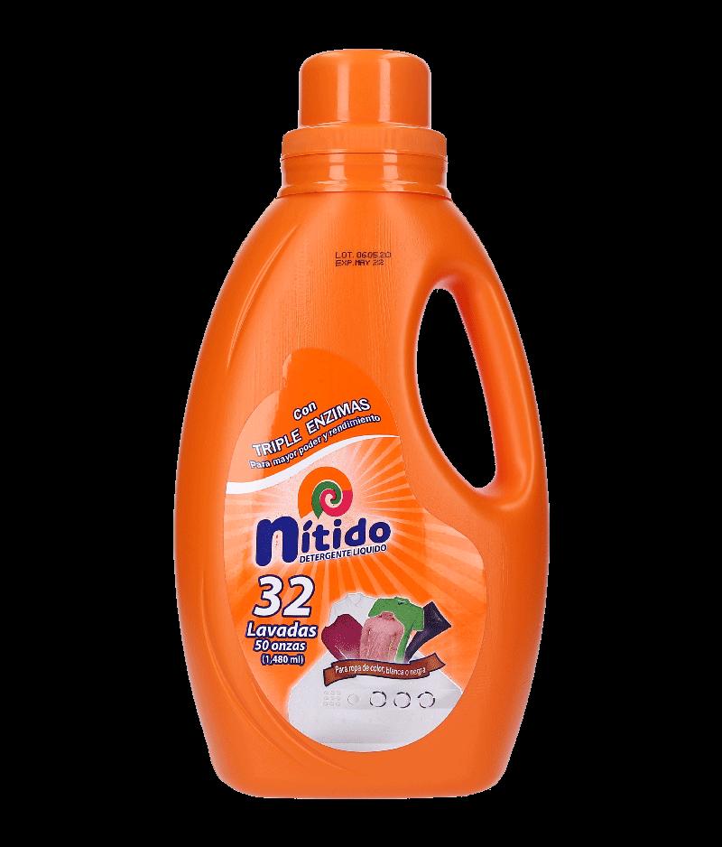 Nítido Detergente Líquido