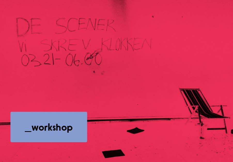 Skriveworkshop for unge kvinder