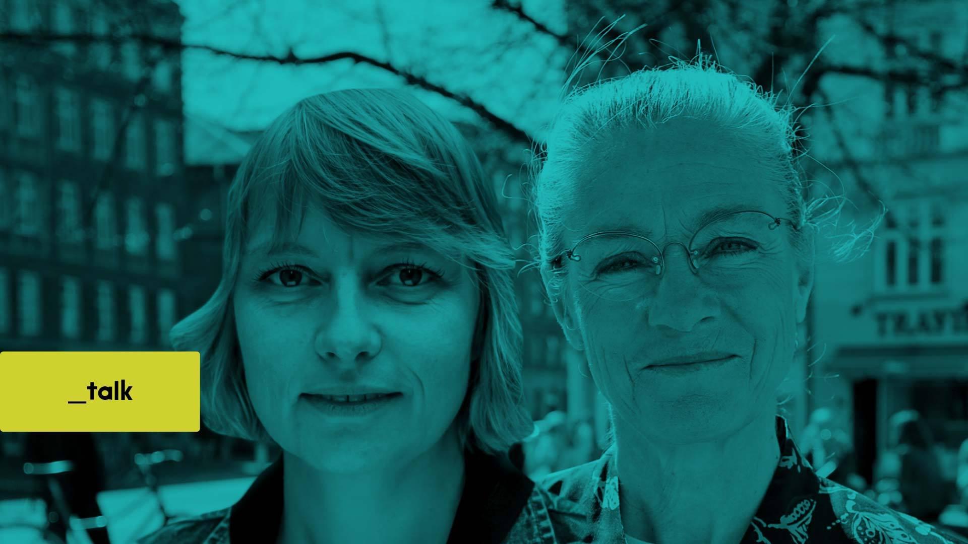 Kvindesnak med Mette Sø og Ritt Bjerregaard