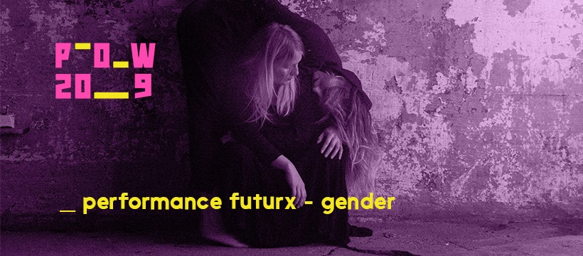 Performancemuseum: Futurx - Gender