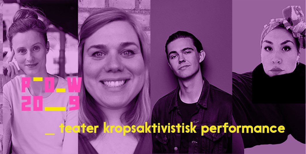 Kropsaktivistisk performance + talk
