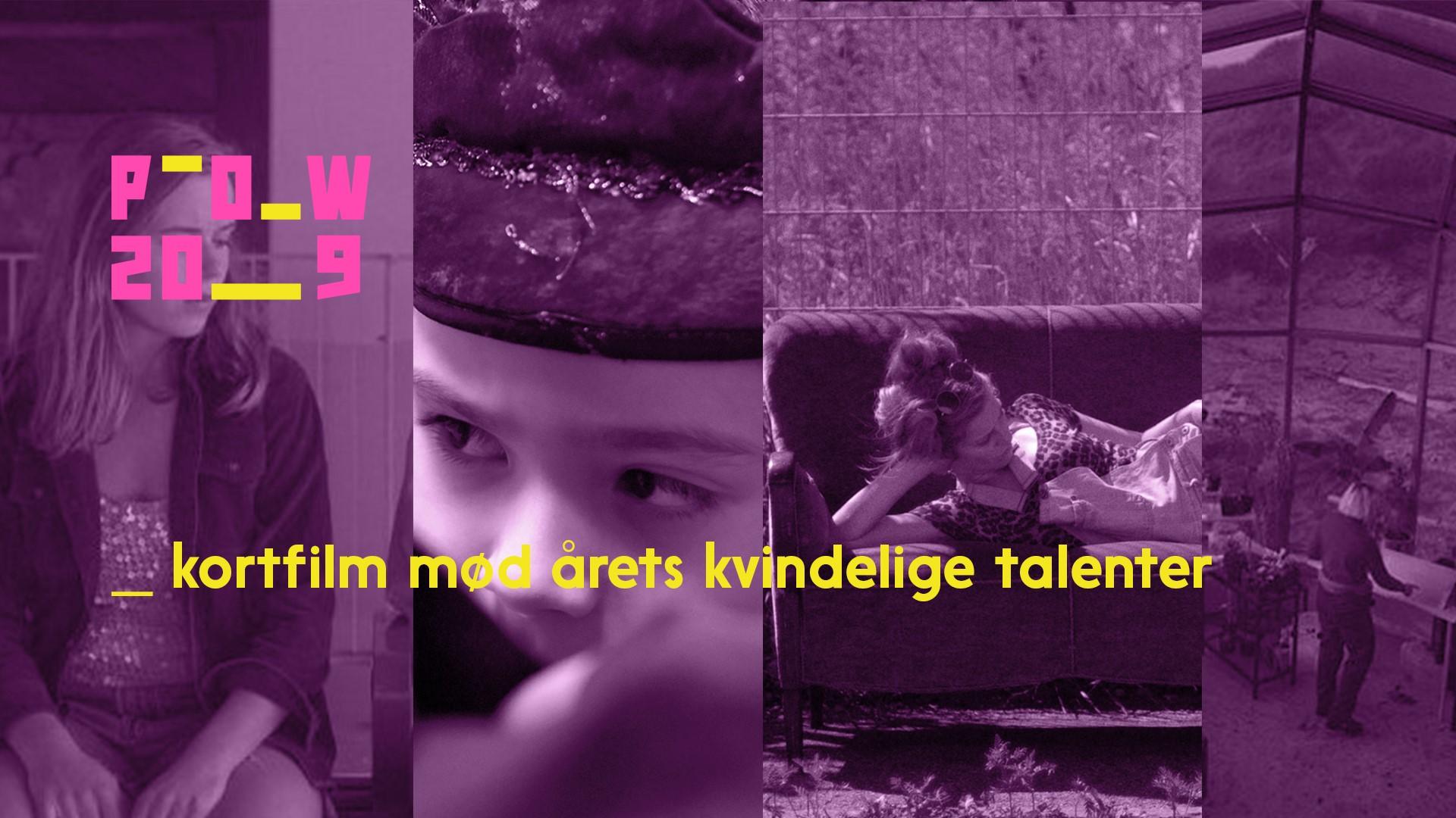 Vi hylder årets kvindelige talenter