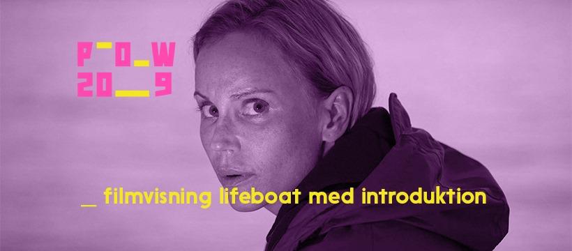 Lifeboat med instruktørbesøg