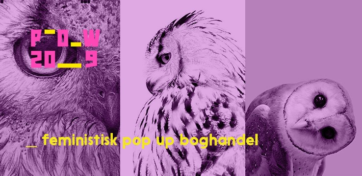 Feministisk pop up boghandel