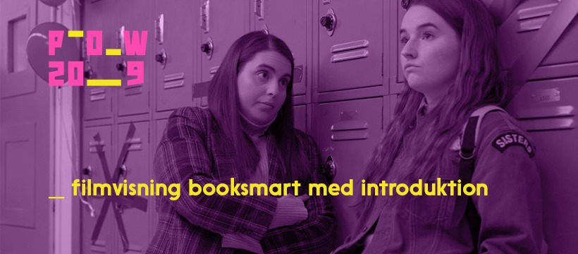 Booksmart med introduktion