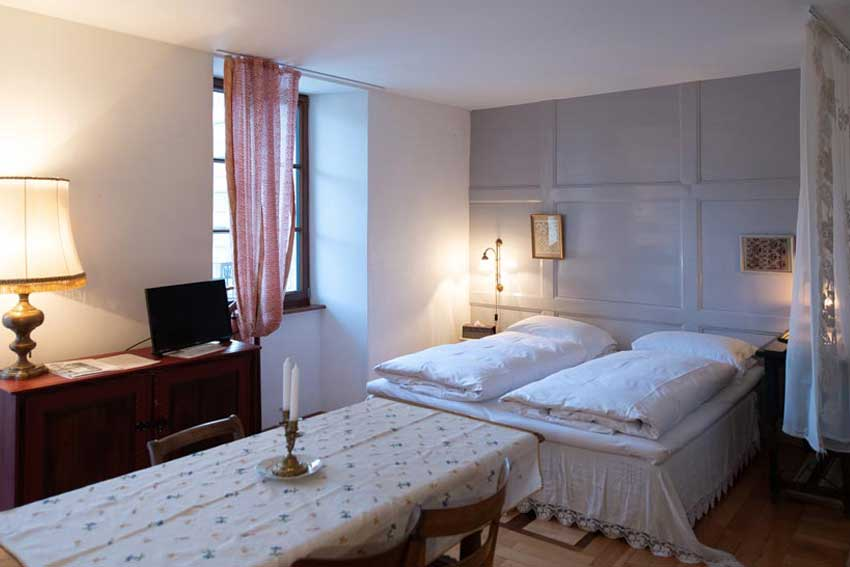 Guesthouse Le Locle Room With bed