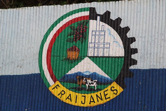 Fraijanes Guatemala Logo