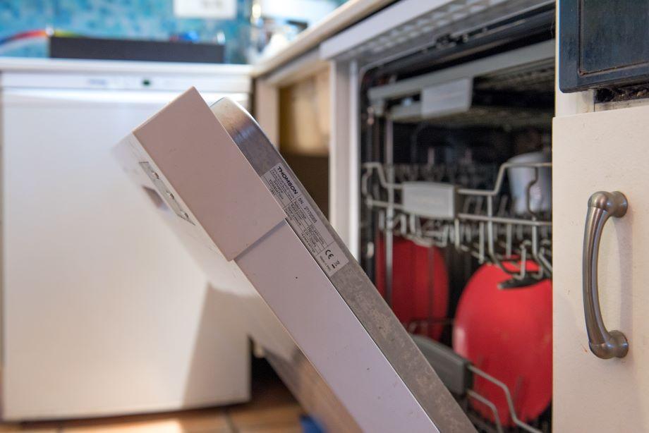 plaque signalétique lave-vaisselle