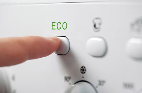 programme lave-linge éco
