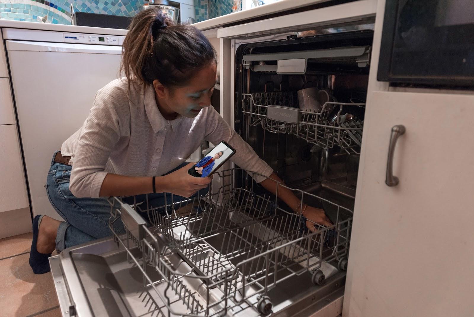 réparation visio lave-vaisselle