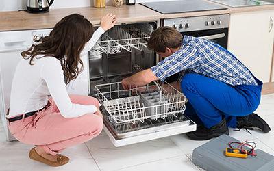 Installation lave vaisselle