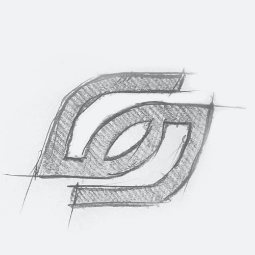 agrifiber logo symbol final version sketch