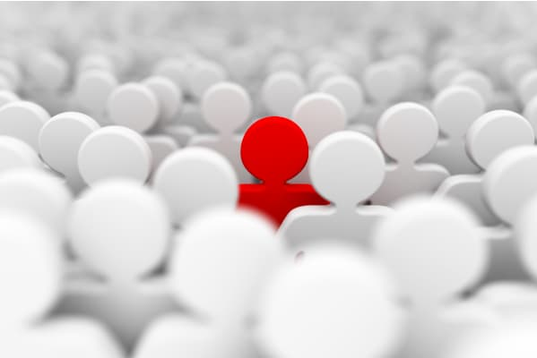 Start up success by standing out from the crowd