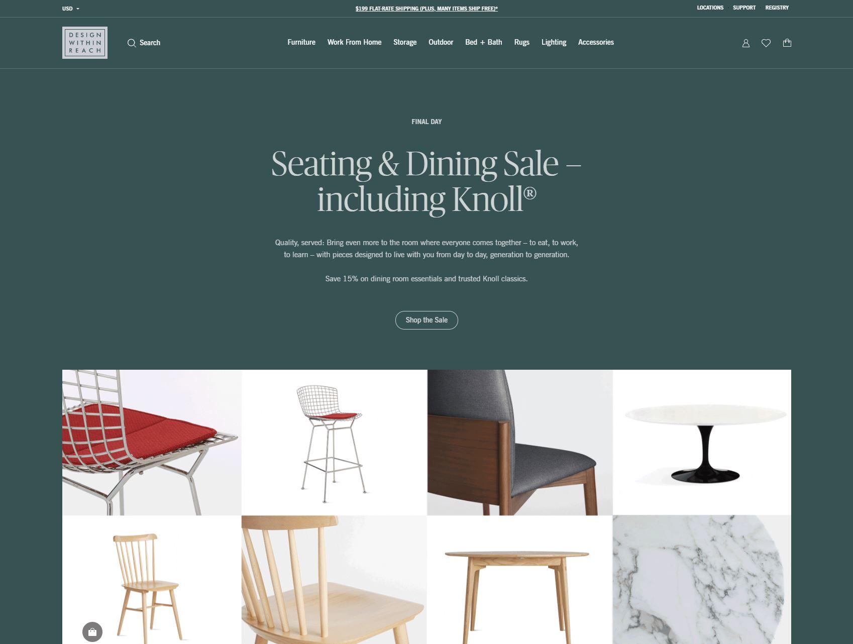 a screenshot of the DWR website
