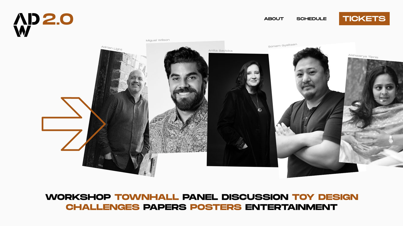 ahmedabad design week layout study