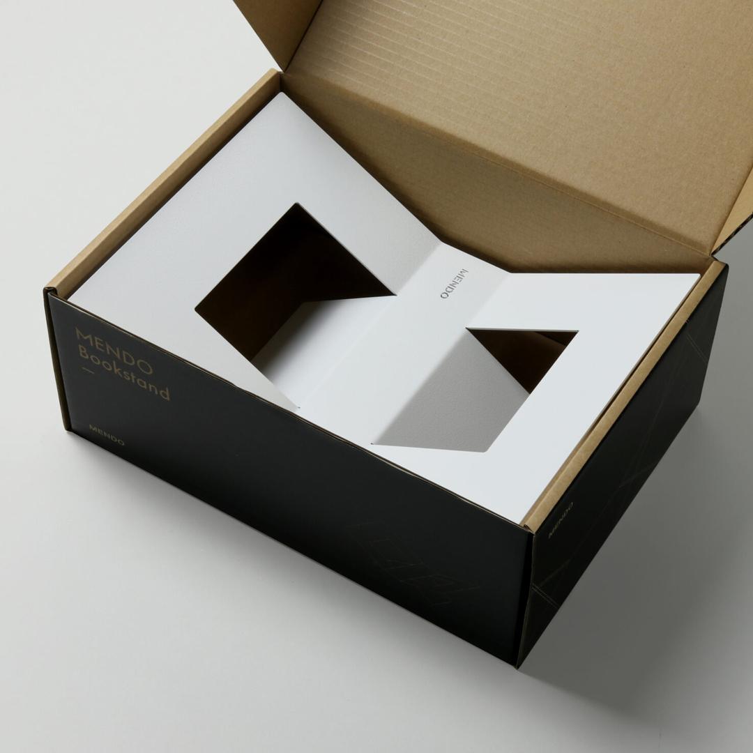 mendo bookstand in box