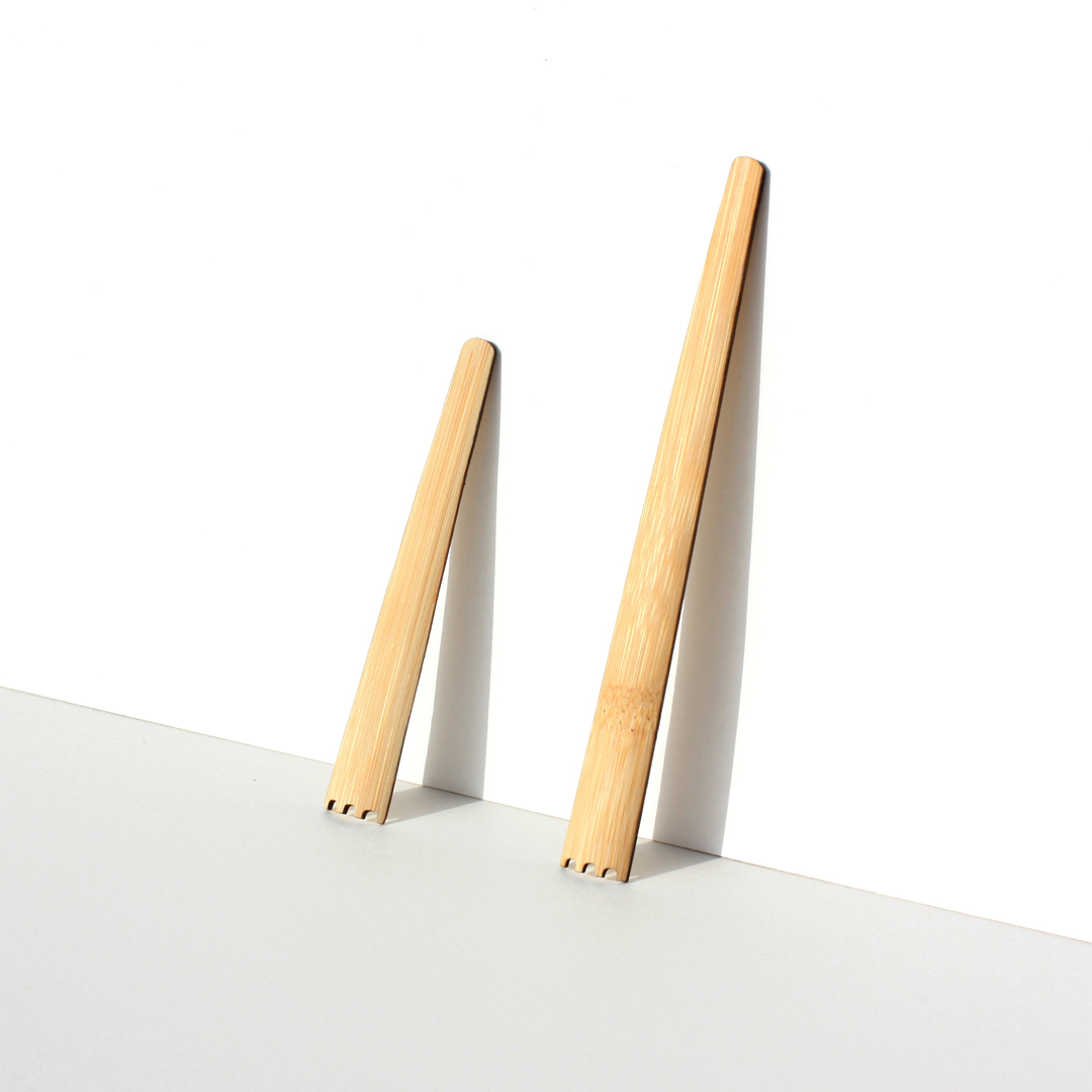 bamboo cocktail stamper
