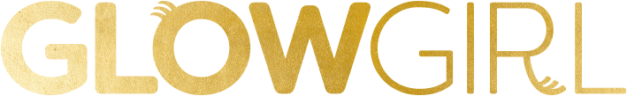 GlowGirl logo. A past client of the Wrighty Media agency