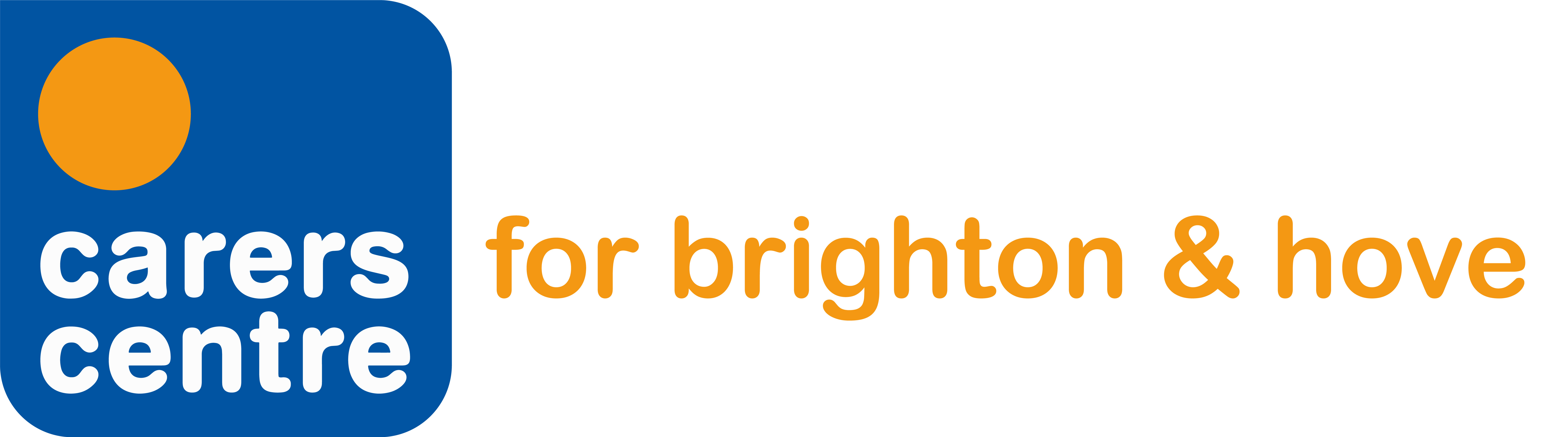 Logo of Carers Centre in Brighton a client of The Wrighty Media Agency