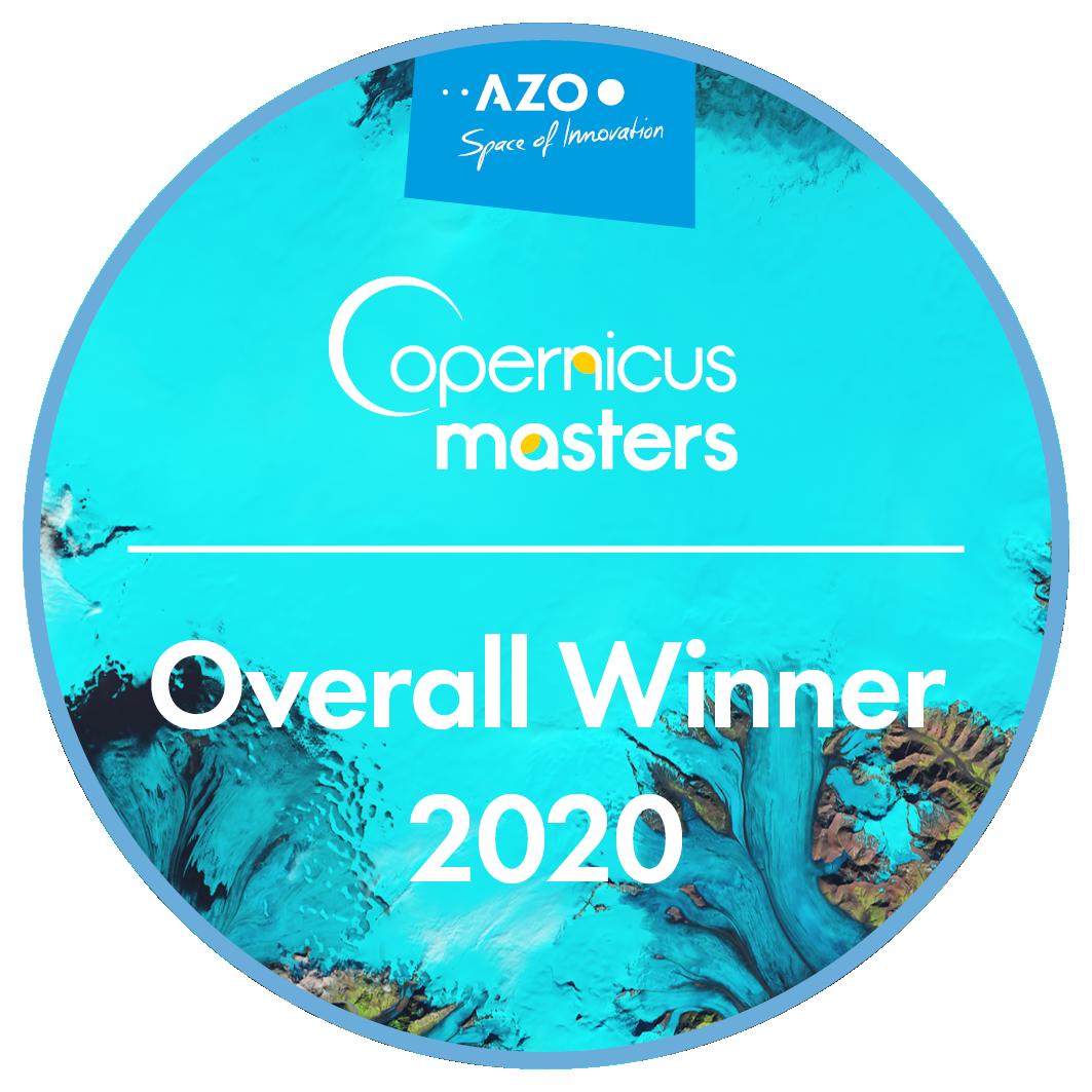 Copernicus Prize Overall Winner 2020