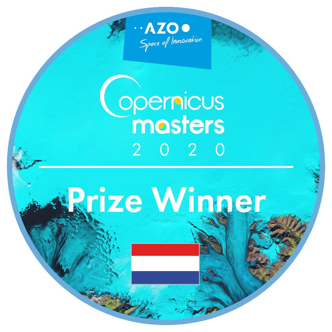 Copernicus Prize The Netherlands 2020