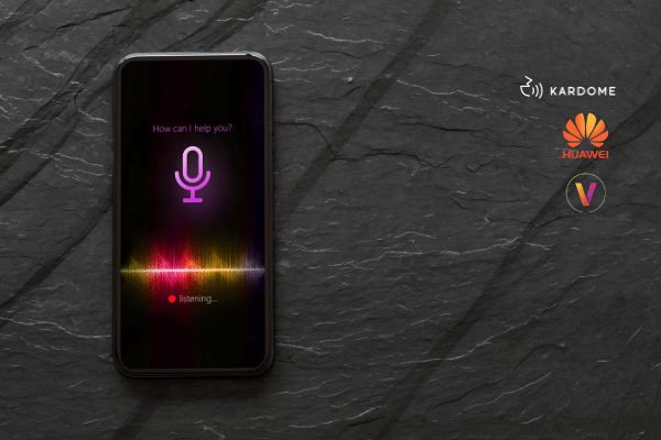 Kardome wins Huawei Moving Audio Tech Forward Challenge