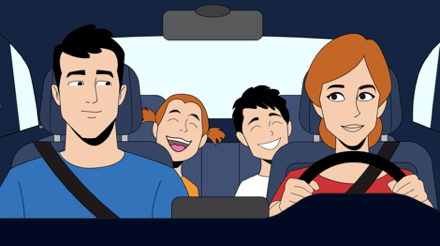 The Impact of Multiple Speakers on Speech Recognition Quality in Cars
