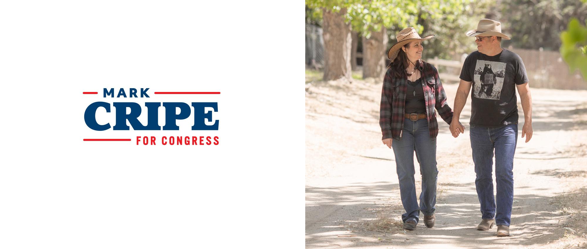 Mark Cripe Campaign