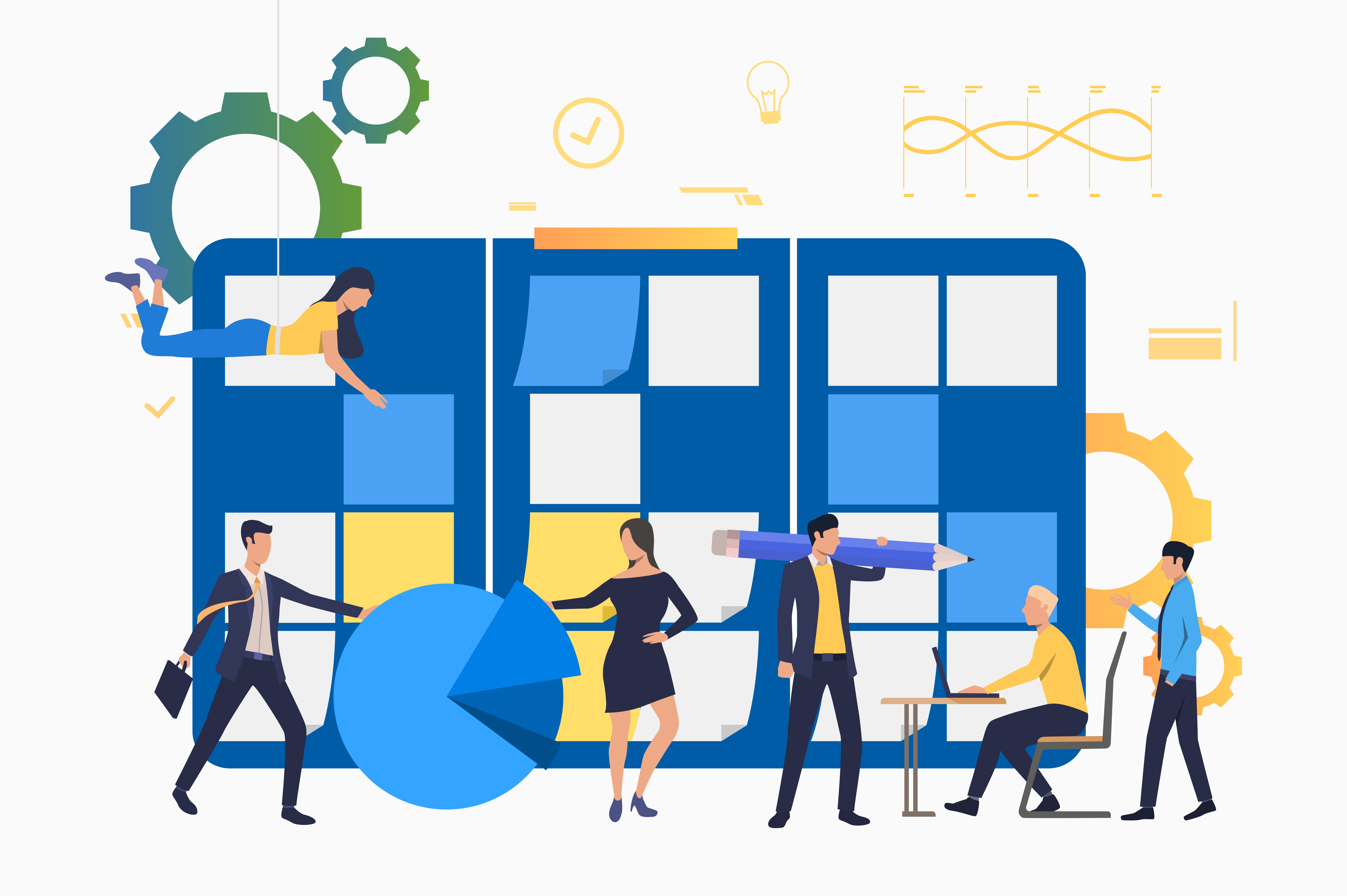 Agile methodology: embracing the change of the new era