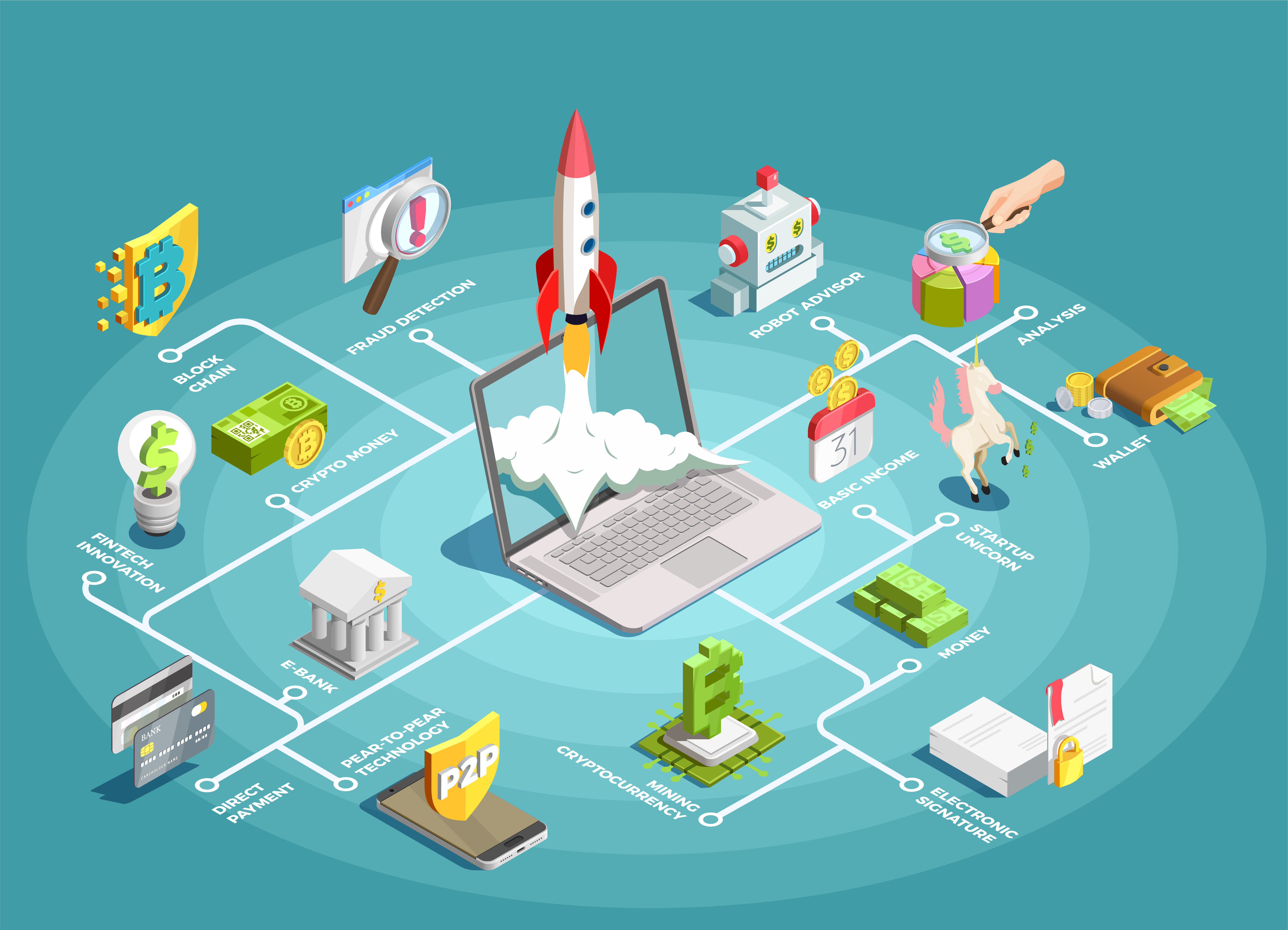 LatAm FinTech Expand Into New Markets