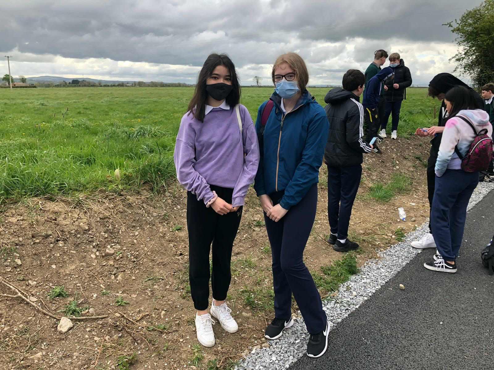 Active Schools Week - 1st Year 15km Walk