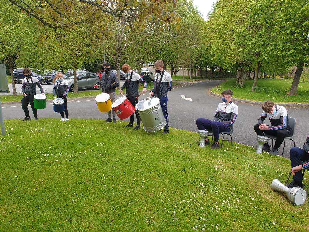 TY Samba Drumming