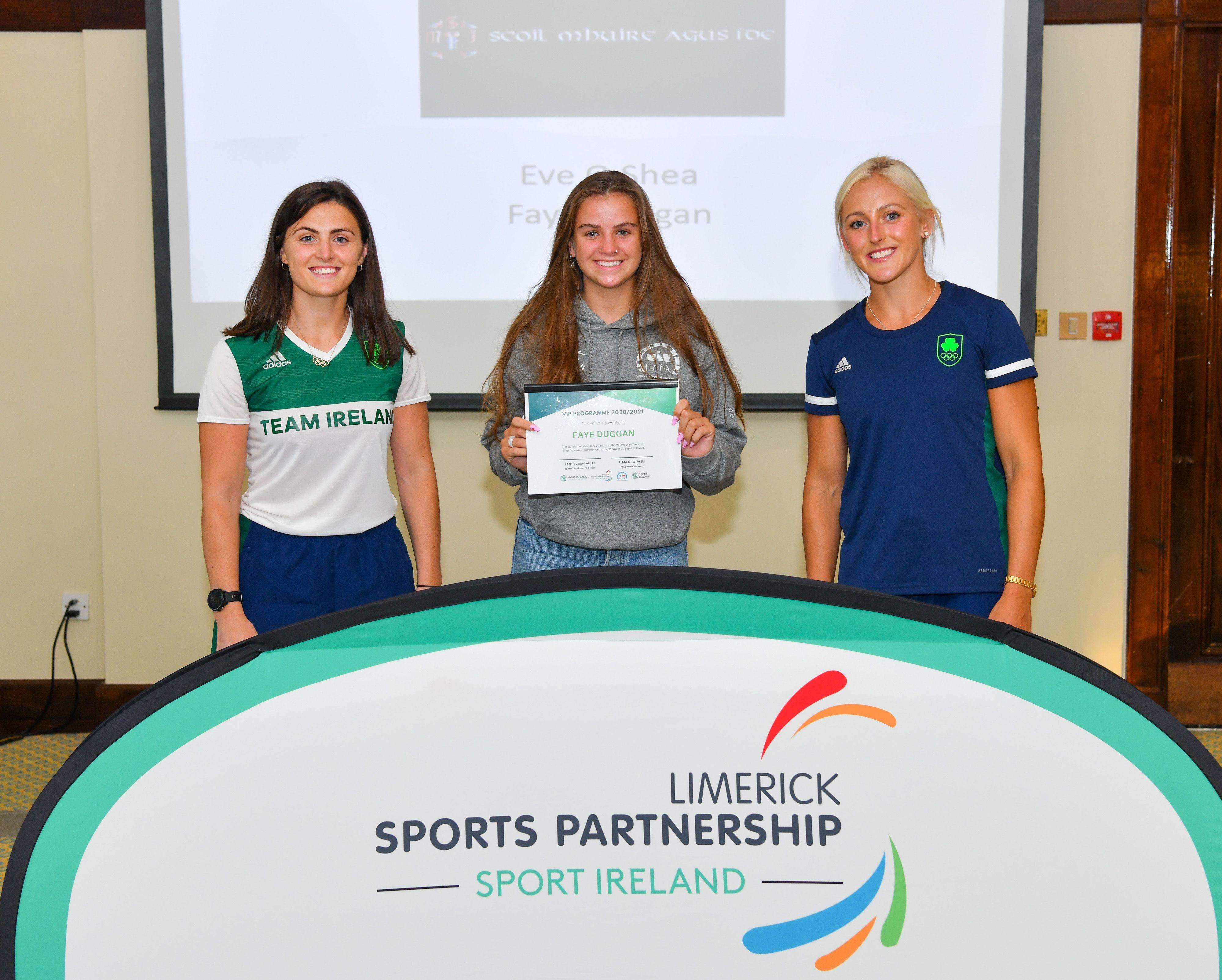 Limerick Sports Partnership VIP Programme