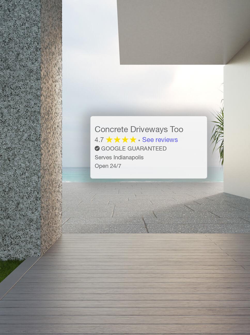 concrete sealing marketing