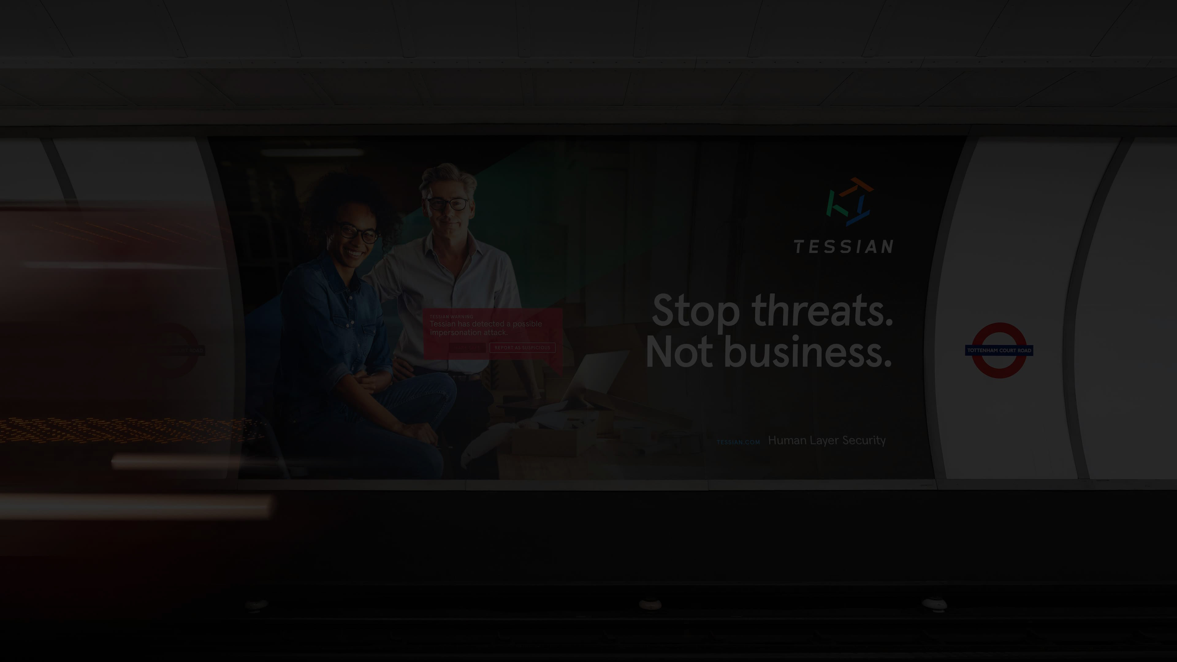 A digital-first brand identity for Sequoia-backed cybersecurity firm Tessian — the world's first Human Layer Security platform — as it proposes a new human-first approach to cybersecurity and scales for a global audience of enterprise customers.