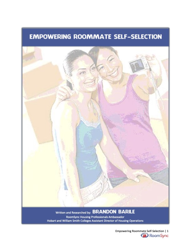 Empowering Roommate Self-Selection Whitepaper