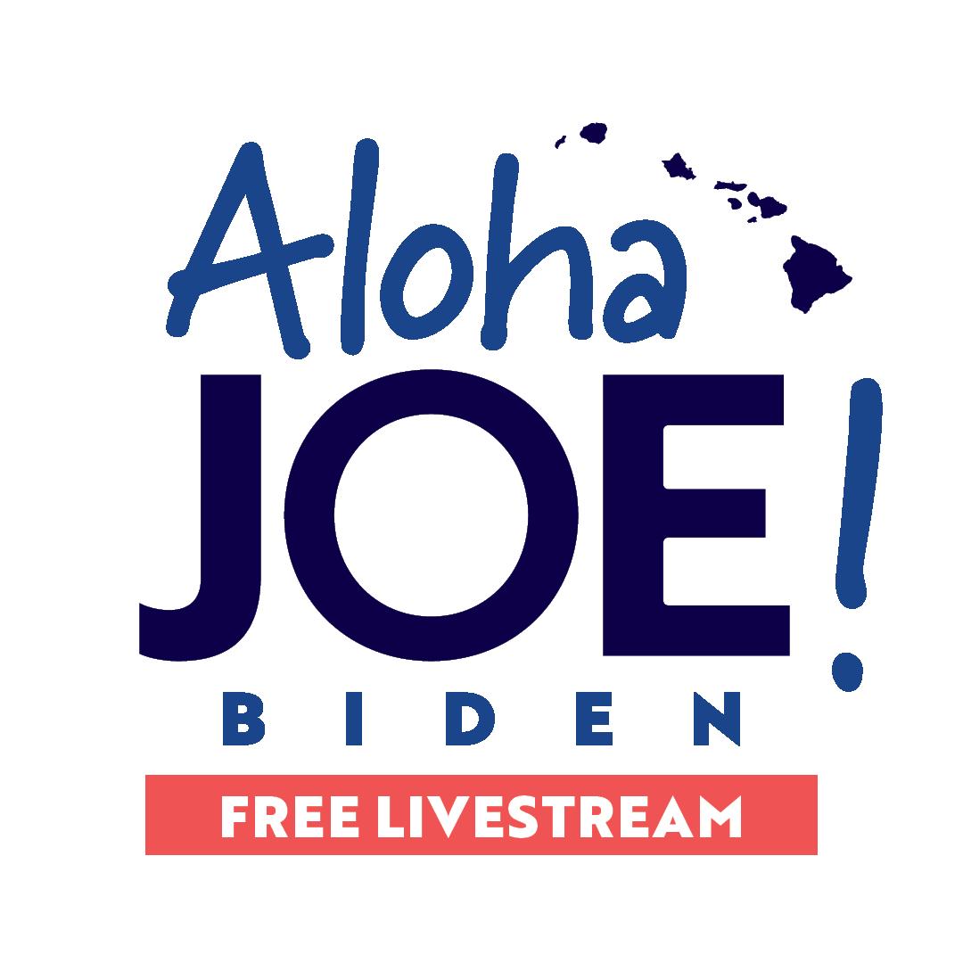 Aloha Joe! Concert & Fundraiser