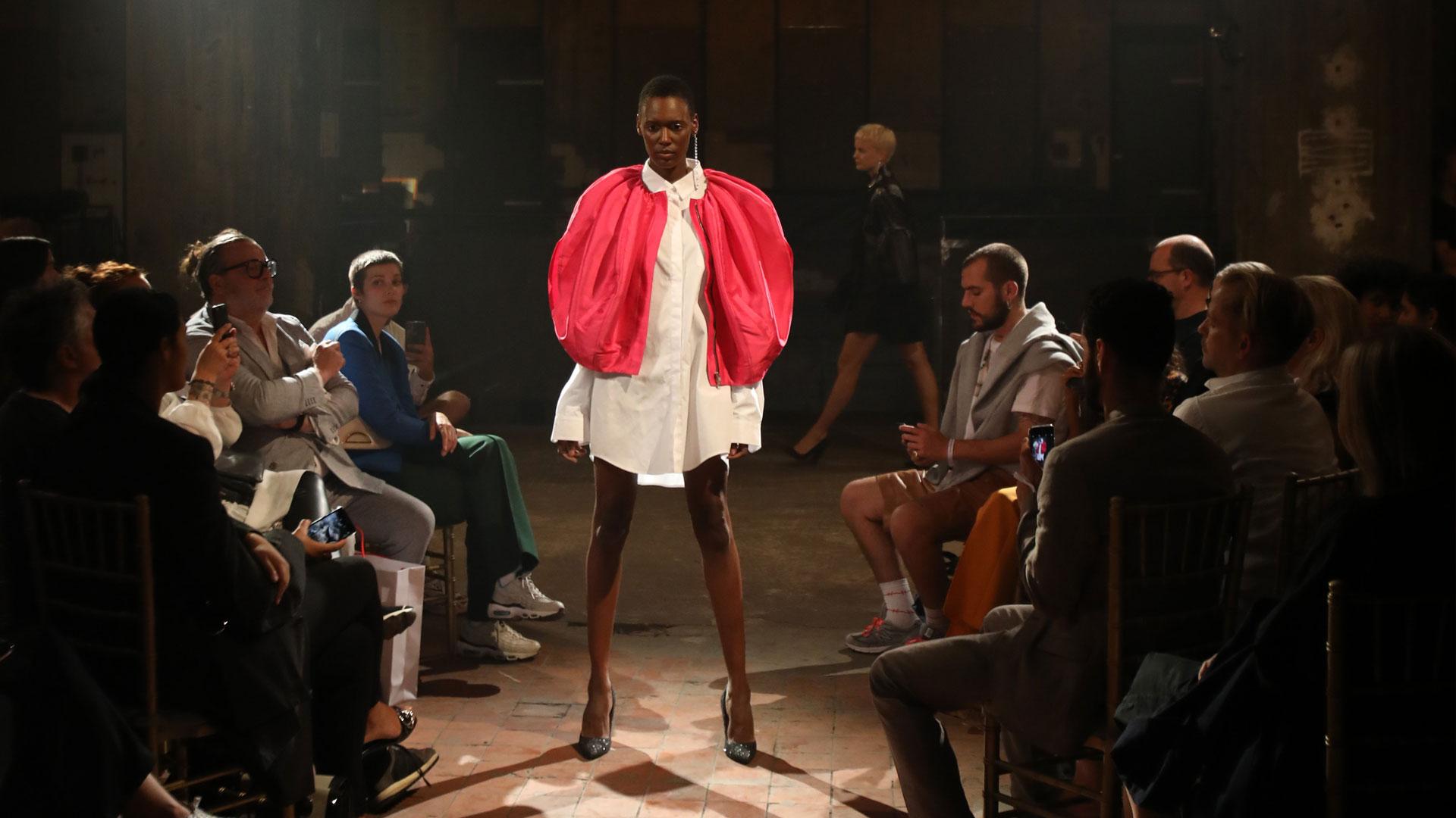 Fashion, Film, and Sustainability: Berlin Fashion Week 2021