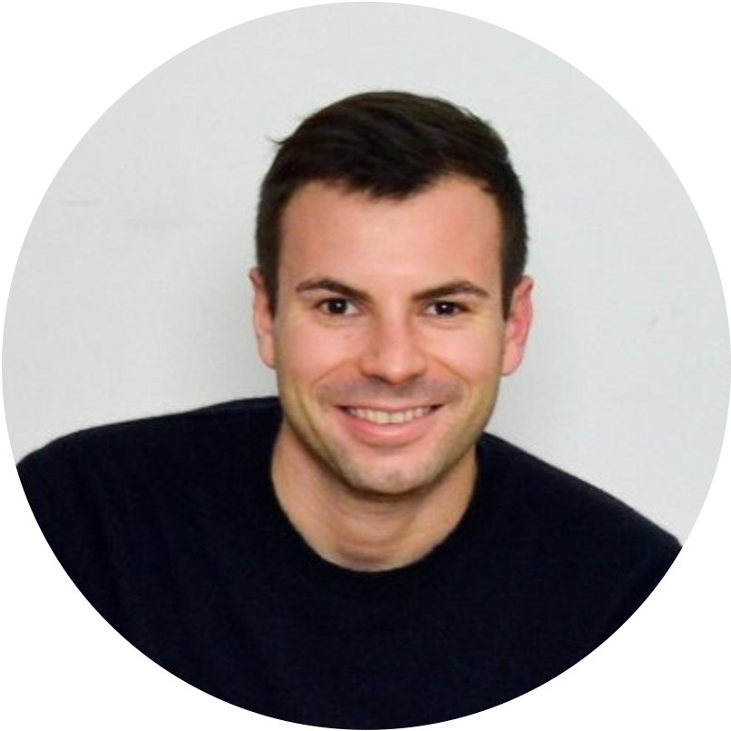 Picture of Matthias Heller, the co-founder of Lightly.