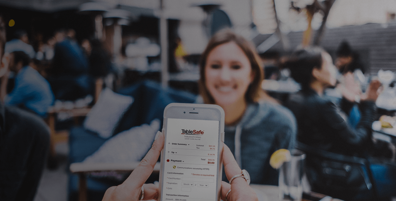 restaurant contactless payment
