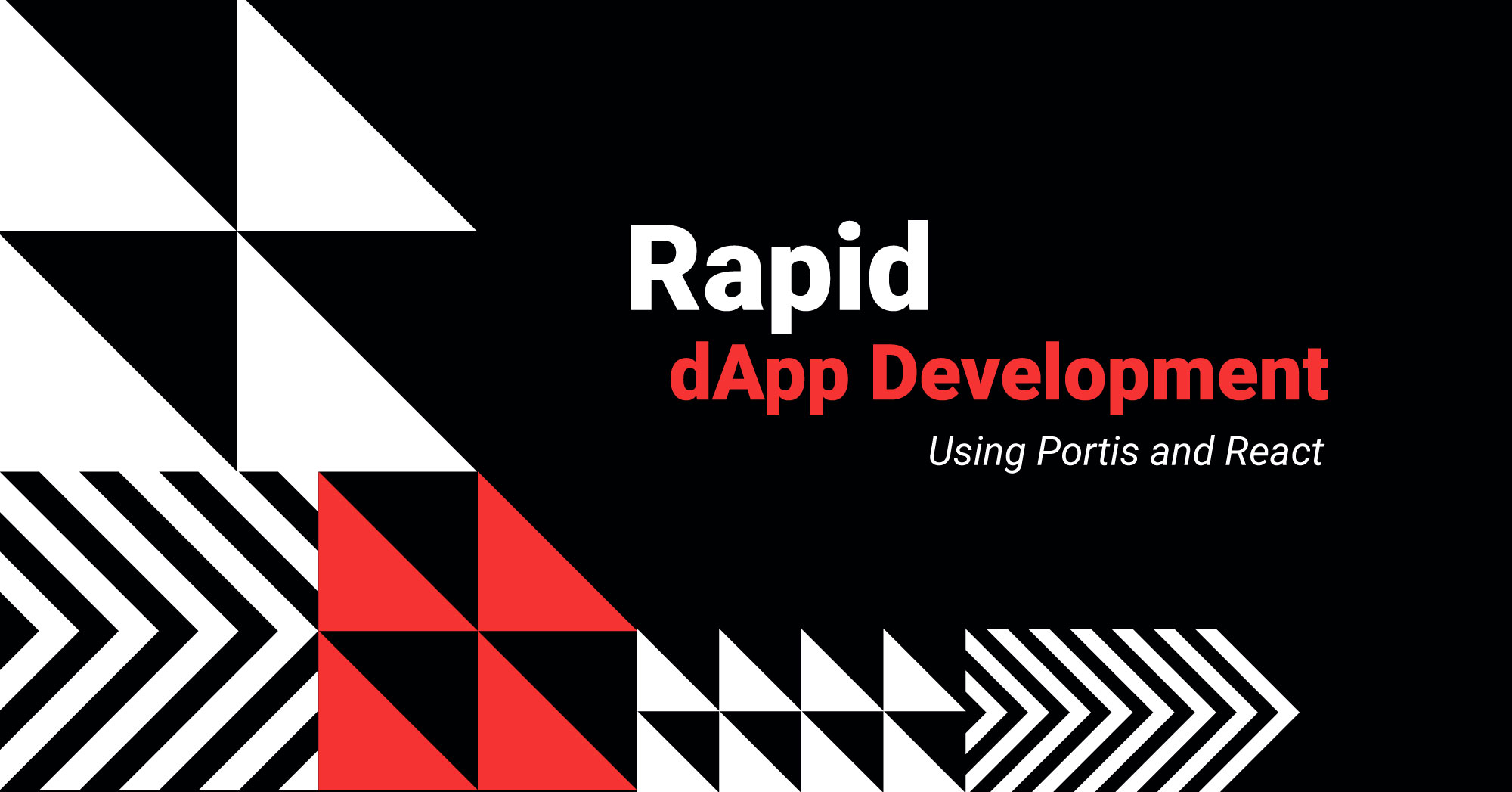 Rapid DApp Development using Portis and React