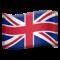 Flag: United Kingdom on Apple